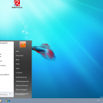Das Windows 7 Startmenü