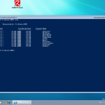 Windows 7 PowerShell V2: Eingabeaufforderung