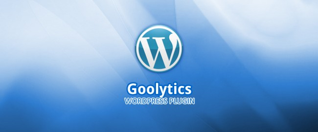 Goolytics – Simple Google Analytics