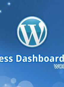 WordPress Dashboard Tweeter